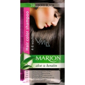 Marion Toning Shampoo 59 Ebony Black 40 ml