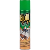 Biolit Uni 007 hubení létajícího a lezoucího hmyzu sprej 400 ml