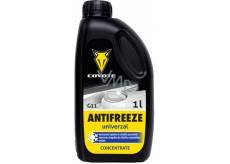 Coyote Antifreeze G11 Universal concentrated anti-freeze for car radiators 1 l