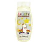 Bohemia Gifts & Cosmetics Baby kosmetika pro nejmenší 2v1 vlasový a tělový šampon 250 ml