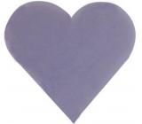 English Soap English Lavender natural perfumed soap Heart in organza 20 g