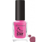 Dermacol 5 Day Stay Long-lasting nail polish 34 Boho Chic 11 ml