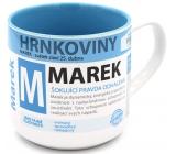 Nekupto Pots Mug named Marek 0.4 liters