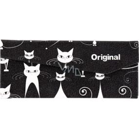 Albi Original Foldable case for glasses Cats 16 x 7 cm