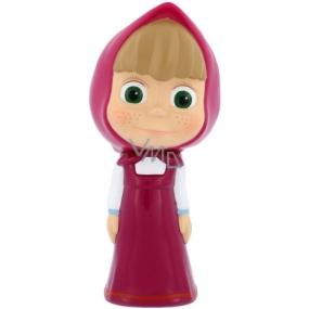 Masha and Bear 3D figure shower gel for children 200 ml