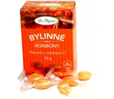 Dr. Popov Herbal candies Sea buckthorn with vitamin C for healthy snacking 70 g