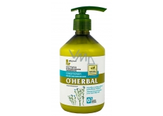 About Herbal Len conditioner for dry and damaged hair 500 ml