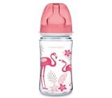 Canpol Jungle baby bottle 240ml pink 2275