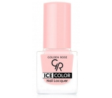 Golden Rose Ice Color Nail Lacquer mini nail polish 134 6 ml