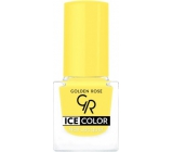 Golden Rose Ice Color Nail Lacquer mini nail polish 146 6 ml