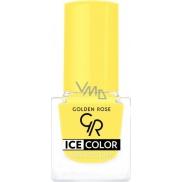 Golden Rose Ice Color Nail Lacquer nail polish mini 146 6 ml