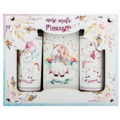 Bohemia Gifts & Cosmetics Unicorn shower gel 100 ml + hair shampoo 100 + bath salt 110 g for children cosmetic set