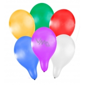 Rappa Inflatable metal balloon 27 cm 6 pieces