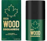 Dsquared2 Green Wood deodorant stick for men 75 ml