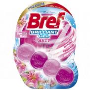 Bref Brilliant Gel All in 1 Spring Rain Toilet block with the scent of spring rain 42 g