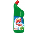 Bref Power Aktiv 4 Formula Borovice Wc gelový čistič 750 ml