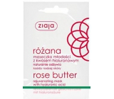 Ziaja Flower Rose Facial Mask For All Skin 7 ml