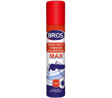 Bros Max spray against mosquitoes and ticks 90 ml