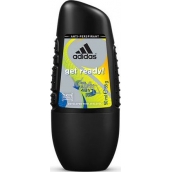 Adidas Cool & Care 48h Get Ready! ball antiperspirant deodorant roll-on for men 50 ml