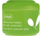 Ziaja Oliva mask for hands and nails 75 ml
