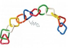 Baby Farlin Connecting chain colored 55 cm