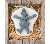 Bohemia Gifts & Cosmetics Clown handmade toilet soap in box 75 g
