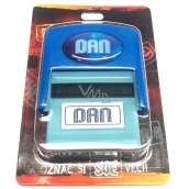 Albi Stamp with name Dan 6.5 cm x 5.3 cm x 2.5 cm