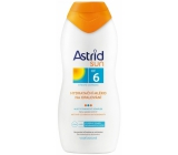 Astrid Sun milk on opal.OF6 200ml 0419