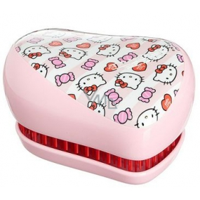Tangle Teezer Compact Professional compact hairbrush, Candy Stripes