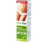 Aloe Epil Bikini & Underarms depilatory cream for armpits and bikini 125 ml