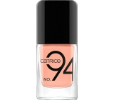 Catrice ICONails Gel Lacque nail polish 94 A Polish A Day Keeps Worries Away 10.5 ml