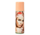 From Goodmark Pastel Washable colored hairspray Orange 125 ml