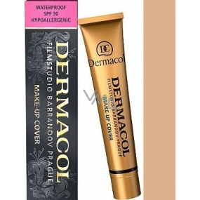 Dermacol Cover make-up 213 waterproof for clear and unified skin 30 g