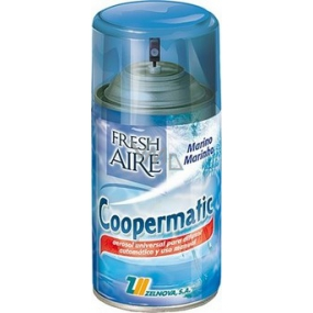 Fresh Aire Coopermatic Marine universal air freshener refill 250 ml
