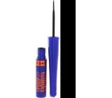 Miss Sporty Pump Up Booster Waterproof Eye Liner tekutá oční linka Black 3,5 ml