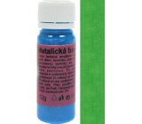 Art e Miss Universal acrylic water-based paint 33 metallic green 12 g
