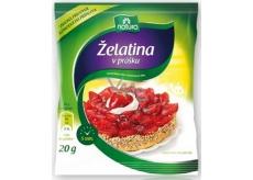 Natura Želatina kuchyňská čirá v prášku 20 g