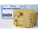 Cork Plug Demijon 32 x 55/50 50 l