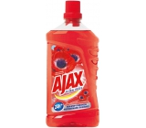 Ajax Floral Fiesta Red Flowers universal cleaner 1 l