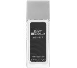 David Beckham Respect perfumed deodorant glass for men 75 ml