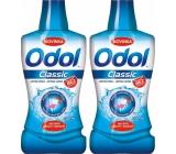 Odol Classic ústní voda proti zubnímu kazu 2 x 500 ml, duopack