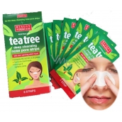 Beauty Formulas Tea Tree Nose Tape