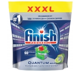 Finish Quantum Max Apple & Lime Blast dishwasher tablets 60 pieces 930 g