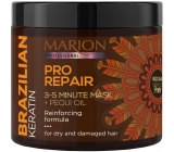 Marion Brazilian Keratin Pro Repair restoring 3-5 minute mask for dry and damaged hair 250 ml