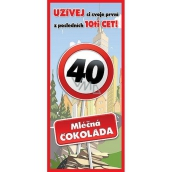 Bohemia Gifts & Cosmetics Milk chocolate All best 40, gift 100 g