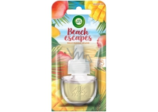 Air Wick Beach Escapes Maui mango splash electric freshener refill 19 ml