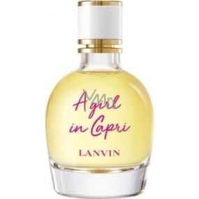 Lanvin A Girl in Capri Eau de Toilette for Women 90 ml Tester