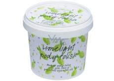 Bomb Cosmetics Kiwi & Lime - Green Kiwi & Lime Shower Scrub 375 g