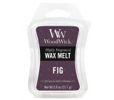 WoodWick Fig - Fig Artisan fragrance wax for aroma lamp 22,7 g