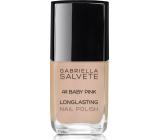 Gabriella Salvete Longlasting Enamel long-lasting nail polish with high gloss 44 Baby Pink 11 ml